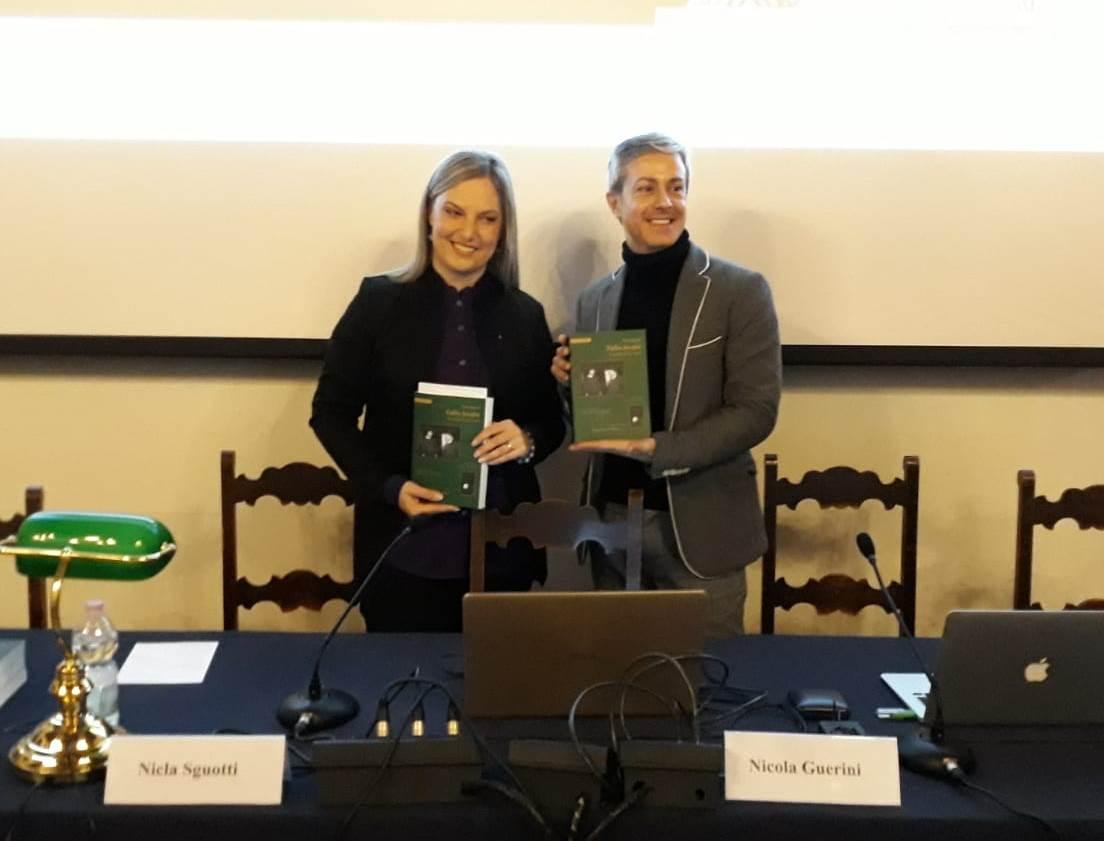 Nicla Sguotti e Nicola Guerini, alla Società Letteraria per Tullio Serafin