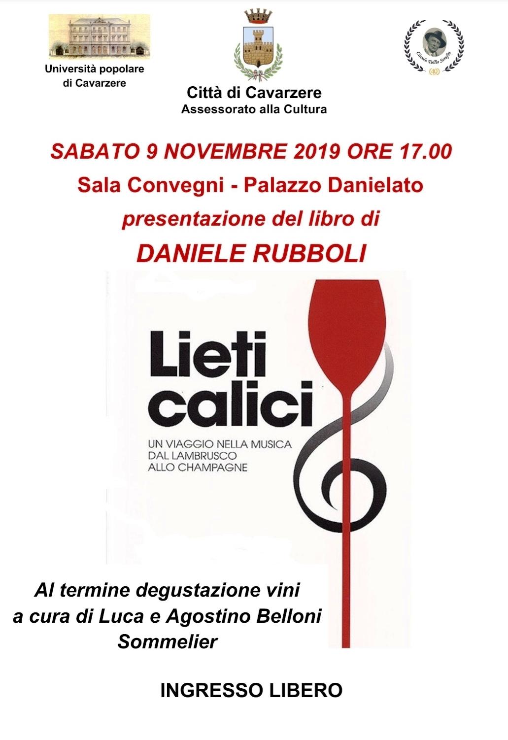 """""""Lieti calici"""", un viaggio tra musica e vino"""